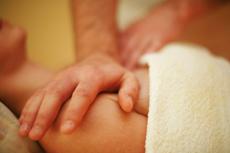 masáže, terapie